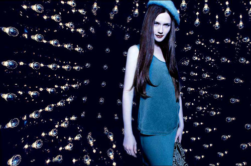 Bonnie Wright images Photoshoot by Rankin (Hunger Magazine) wallpaper and background photos