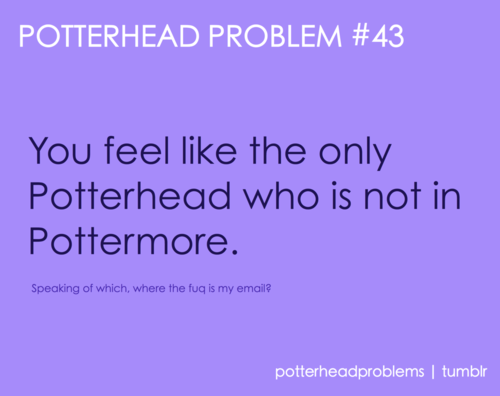 Potterhead problems 41-60
