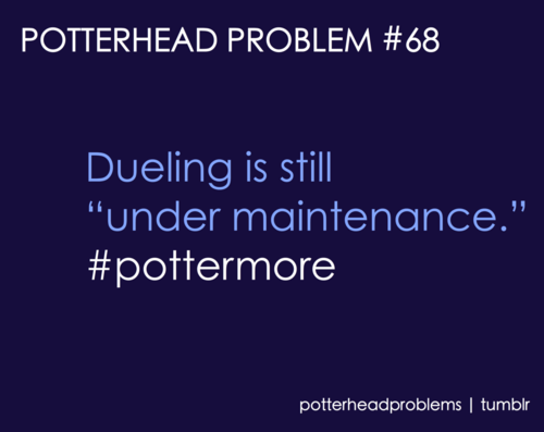 Potterhead problems 61-80
