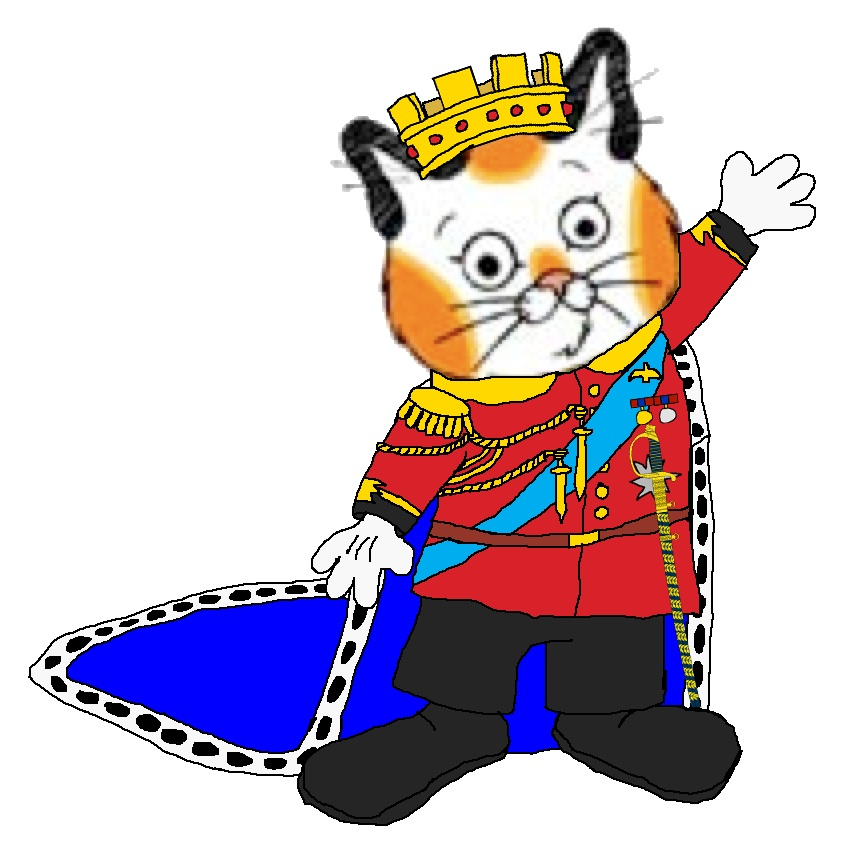 Image result for cat prince clipart