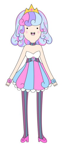 Princess Cotton Candy