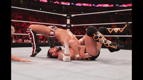 Punk vs Bryan on Raw