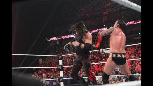 Punk vs Bryan on Raw