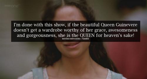 Queenly Wardrobe Confession