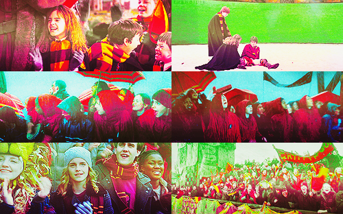 Quidditch: audience | through the years