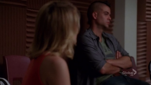 Quinn and Puck 3x22