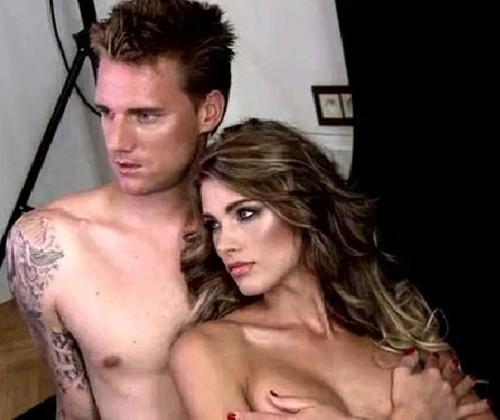 Radoslav Kovac and wife again naked..