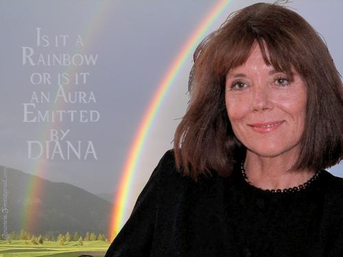 Rainbow or Aura?