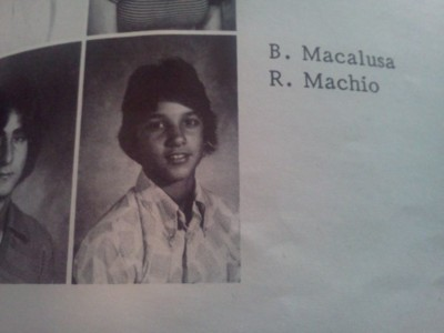 Ralph in yearbook