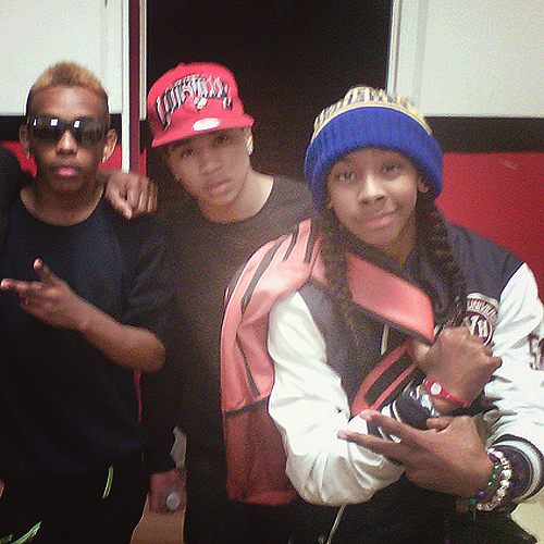 Ray,Prod,Roc :) - ray-ray-mindless-behavior Photo