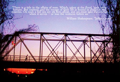 One Tree Hill wallpaper probably with a truss bridge called Remember this Quote