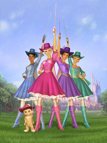Renee images an awesome pic wallpaper and background - Barbie les trois mousquetaires ...