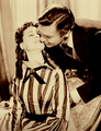 Rhett & Scarlett - scarlett-ohara-and-rhett-butler photo