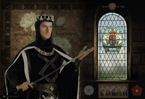 Richard Armitage wallpaper with a surcoat titled Richard III Armitage