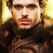 Richard Madden as Robb in