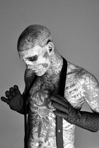 Rick Genest images Rick Genest HD wallpaper and background ...