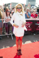 Rita Ora - X Factor Auditions In London - May 28, 2012