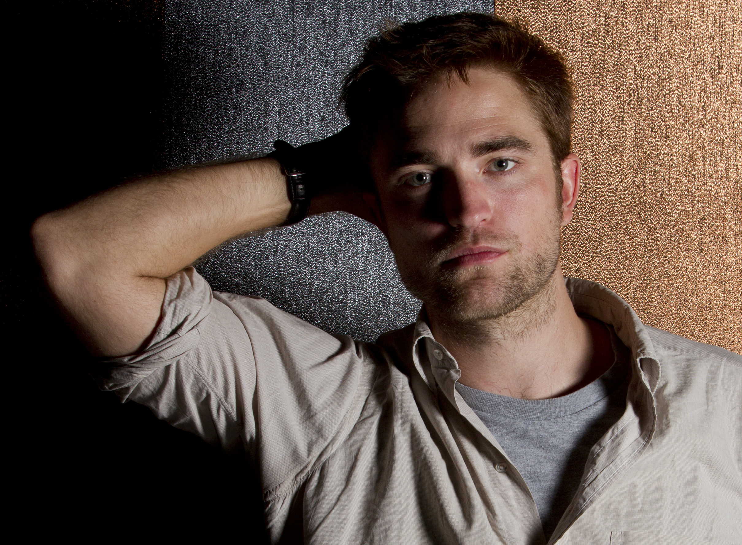 Rob Pattinson Cannes portraits