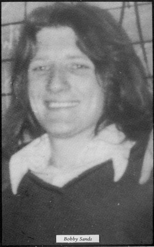 "Robert Gerard ""Bobby"" Sands ( 9 March 1954 – 5 May 1981)"