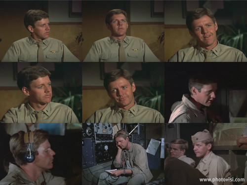 Robert Ginty as T.J. Wiley