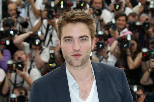 Robert Pattinson Cannes Festival 2012