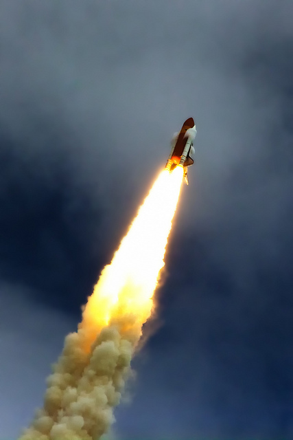 space rocket - photo #14
