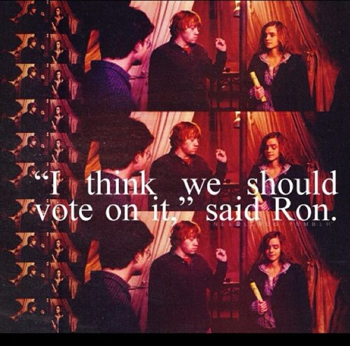 Ron Weasley Quote