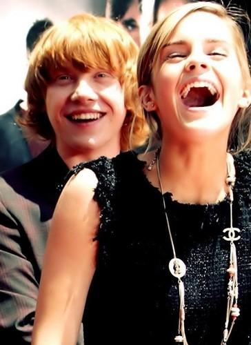 Rupert and emma