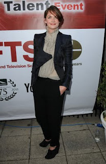 Ruth attending the 'Great British Talent Event'.