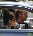 Ryan Gosling & Eva Mendes: Starbucks Couple - ryan-gosling photo