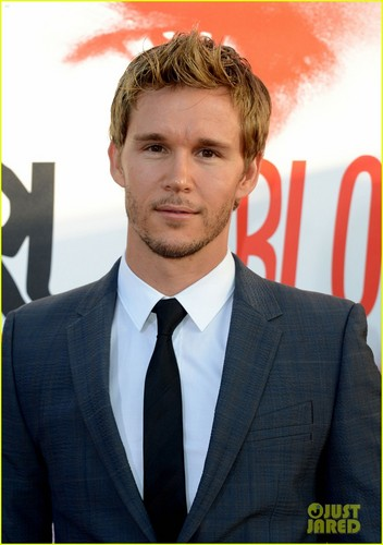 Ryan Kwanten True Blood' Premiere