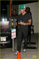 Ryan Phillippe: Green Cap at Craig's