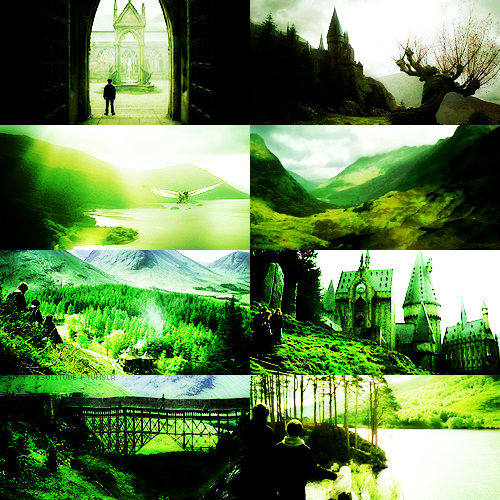 SCENERY AND PRODUCTION 디자인 PICSPAM | HP & THE PRISONER OF AZKABAN