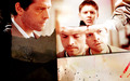 SPN - dean-and-castiel wallpaper