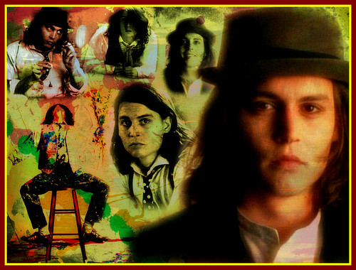 Benny and Joon wallpaper with anime called Sam <3