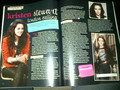 Scan of Kristen in Kawanku Magazine.