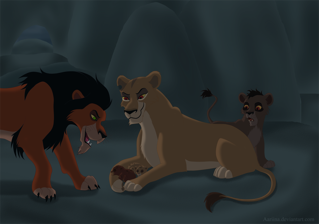 Scar and Zira - Scar and Zira Fan Art (30915051) - Fanpop