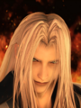 Sephiroth in Nibelheim - shi-no-kioku photo