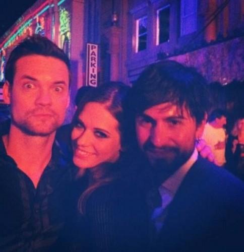 Shane and Lyndsy