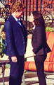 Simon Baker and Robin Tunney - Favourite BTS pictures - jane-and-lisbon photo