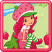 Sitting In The Garden - strawberry-shortcake icon