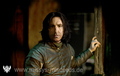 Snape as medieval Knight