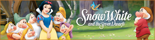 Snow and the seven dwarfs - disney-princess Photo