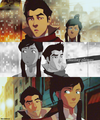 So many glances - masami-vs-makorra photo