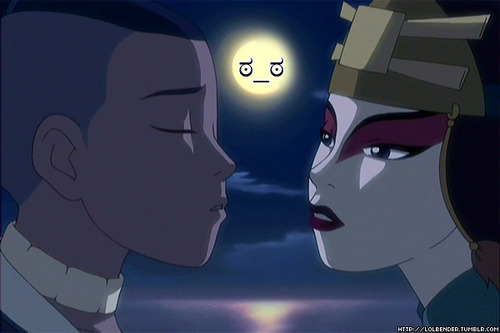 Avatar: The Last Airbender پیپر وال called Sokka, Suki...and Yue