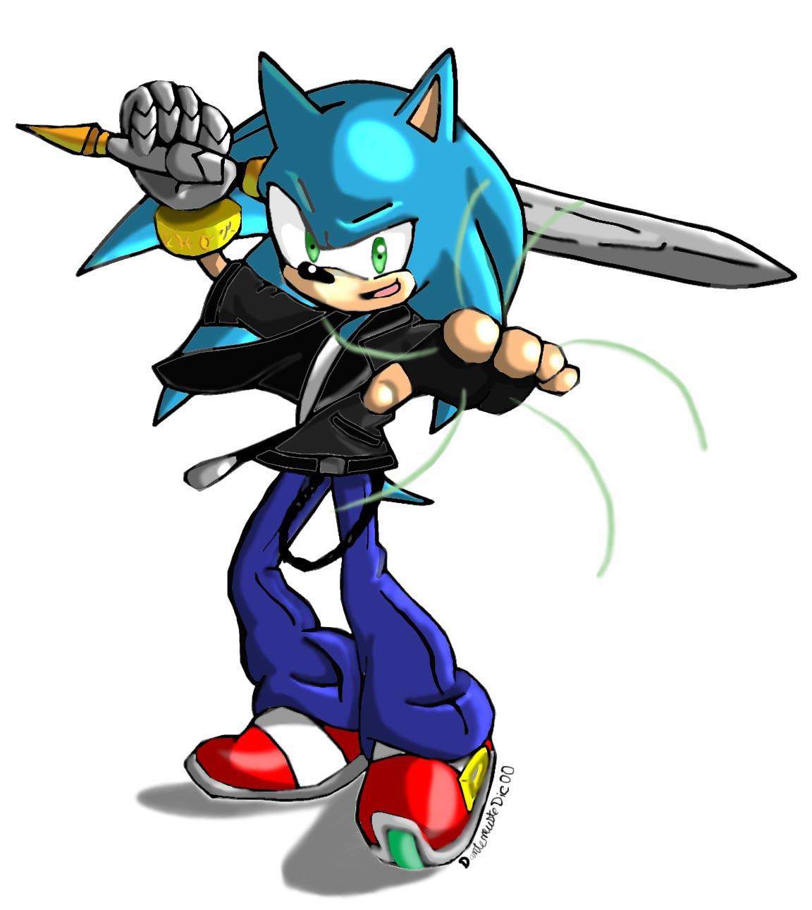 Sonic The Hedgehog Sonic The Hedgehog Fan Art 30976731 Fanpop