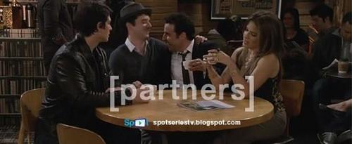 Sophia بش in [Partners]