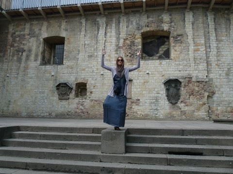 Stana in Prague Last mwaka
