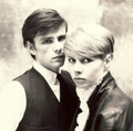Stuart Sutcliffe and Astrid Kirccherr