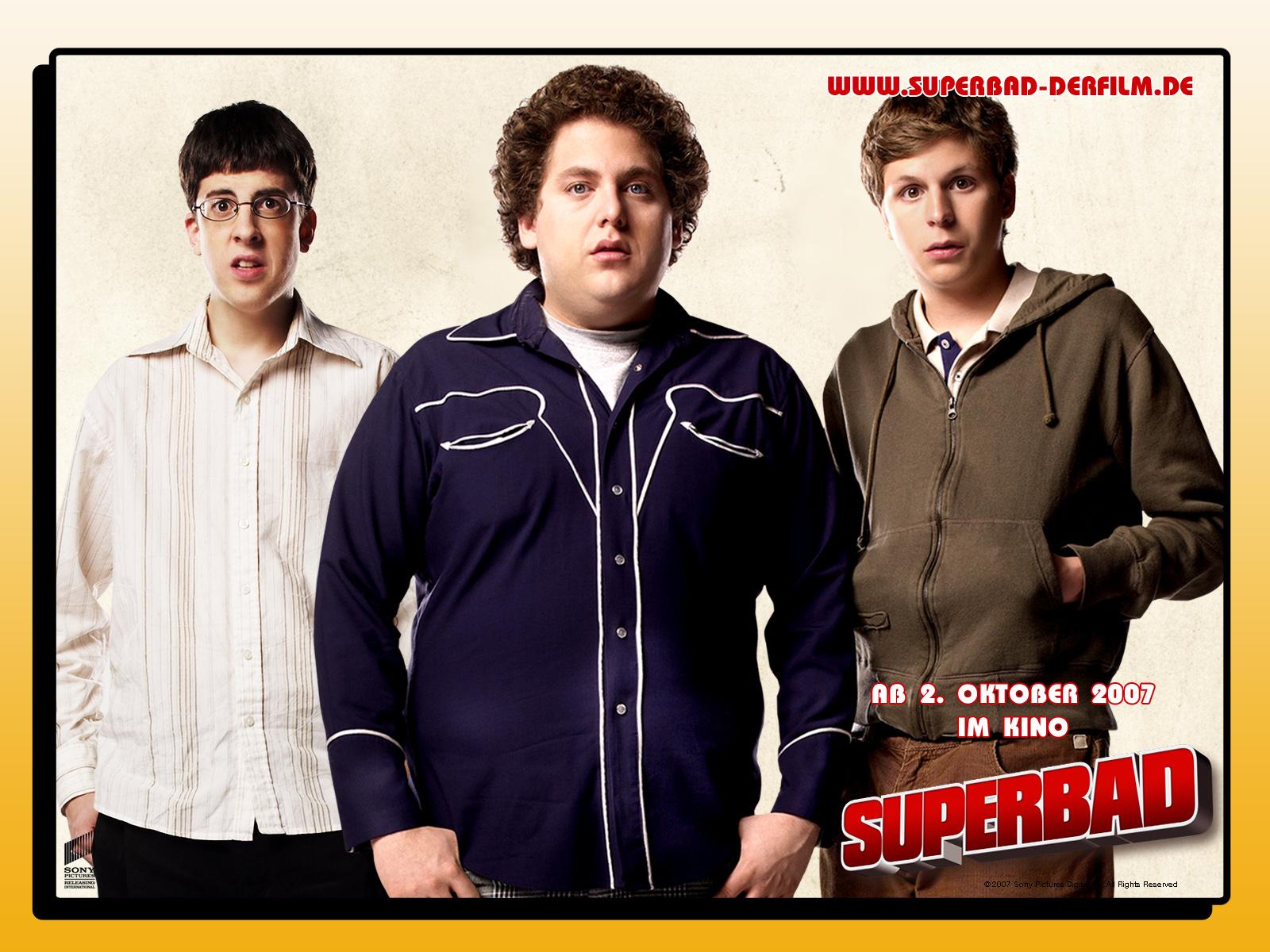Superbad cast
